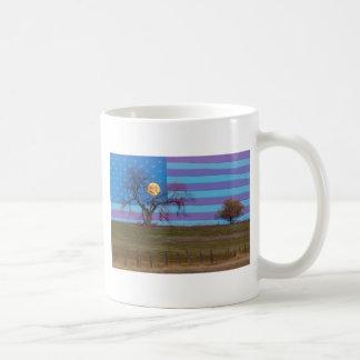 American November Supermoon Coffee Mug