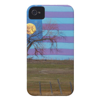 American November Supermoon iPhone 4 Case-Mate Case