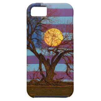 American November Supermoon iPhone 5 Covers