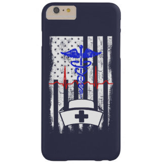 American Nurse Barely There iPhone 6 Plus Case