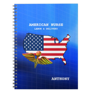 American Nurse | Labor & Delivery Gift Notebooks