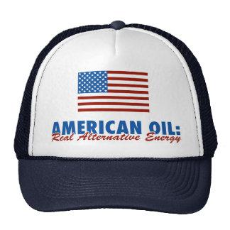 American Oil: Real Alternative Energy Cap