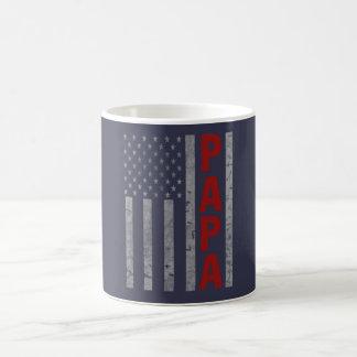 American Papa Basic White Mug