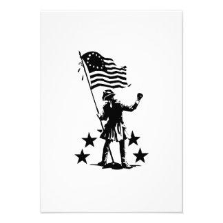 American Patriot Invite