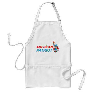 American Patriot Liberty Tattoo Standard Apron
