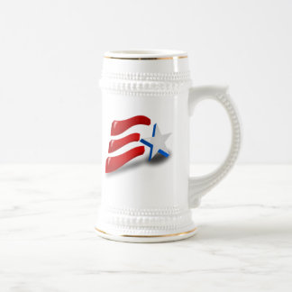 American Patriotic Symbol Coffee Mug