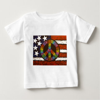 American Peace Baby T-Shirt