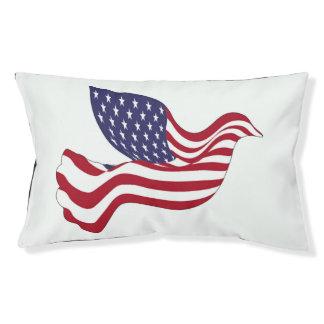 AMERICAN PEACE DOVE PET BED