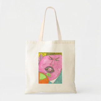 American Pie Hole Canvas Bags