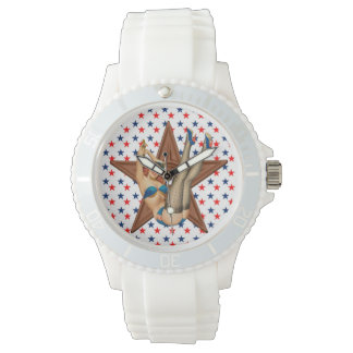 American pinup star watch