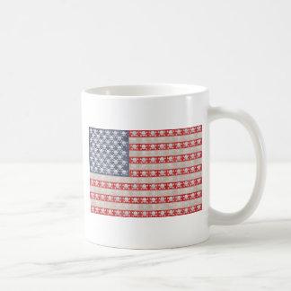 American Pirate Flag Mugs