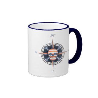 American Pirate Rose Mug