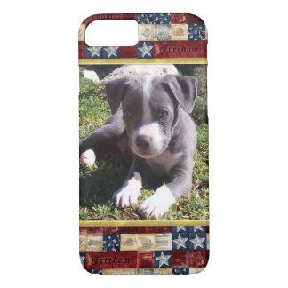 American Pit Bull Design iPhone 7 Case