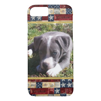 American Pit Bull Design iPhone 7 Case