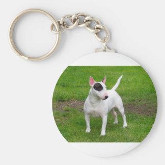 American Pit Bull Terrier Dog Key Ring