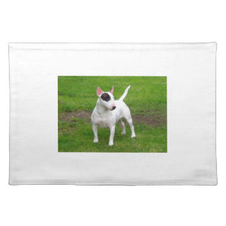 American Pit Bull Terrier Dog Placemat