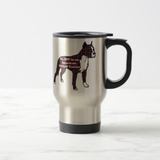 American Pit Bull Terrier Gifts Travel Mug