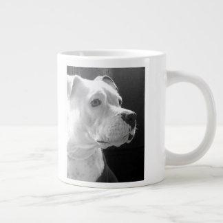 American Pitbull Large Coffee Mug