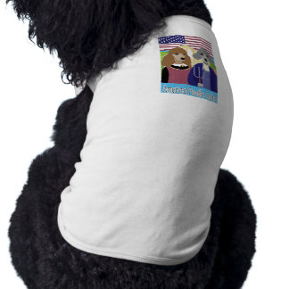 American Poodle Gothic Dog T Doggie Tee Shirt