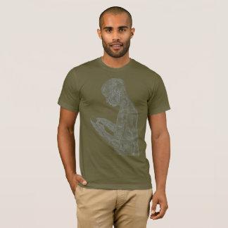 American Prayer (army w/ gray) T-Shirt