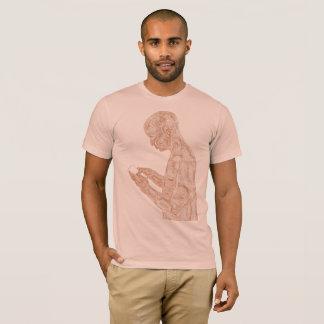 American Prayer (peach w/ orange) T-Shirt
