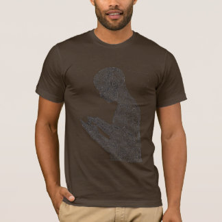 American Prayer T-Shirt (brown)