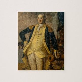 American President: George Washington Jigsaw Puzzle