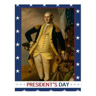 American President: George Washington Postcard