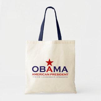 American President Obama Bag