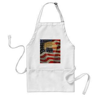 American president standard apron