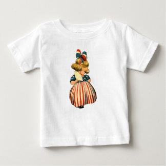 AMERICAN PRIDE BABY TEE SHIRT