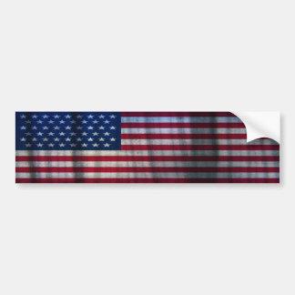 American Pride Bumper Sticker