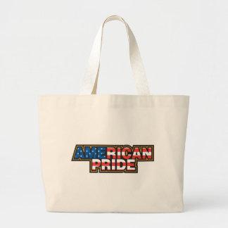 American Pride Design Canvas Bag