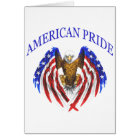 American Pride Eagle Card