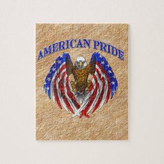 American Pride Eagle Jigsaw Puzzle