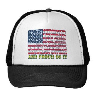 American Pride Mesh Hat