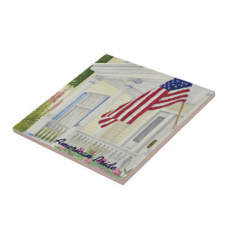 American Pride - Kitchen Tile
