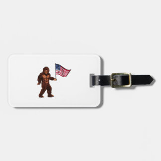 American Pride Luggage Tag