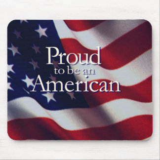 AMERICAN PRIDE MOUSE PAD