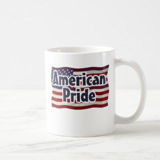 American Pride Coffee Mugs