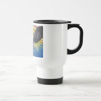 American Pride 15 Oz Stainless Steel Travel Mug