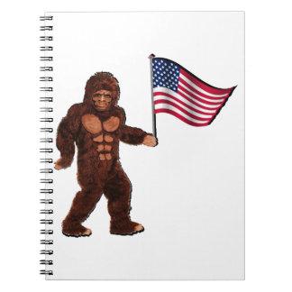 American Pride Notebooks