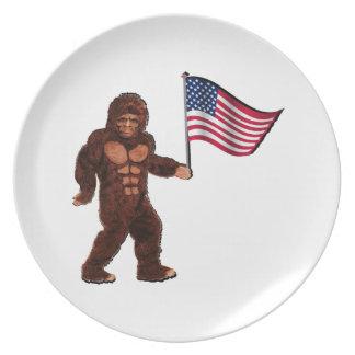 American Pride Plate