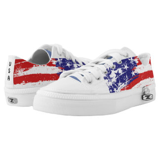 American Pride - USA Low Tops