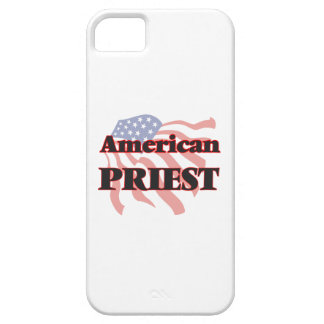 American Priest iPhone 5 Covers