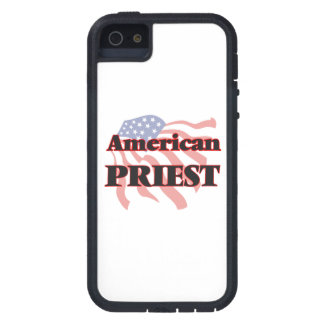 American Priest iPhone 5 Case