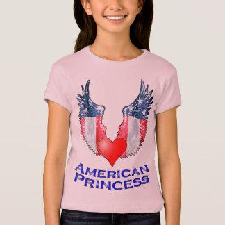 American Princess - My Little Girl T-Shirt