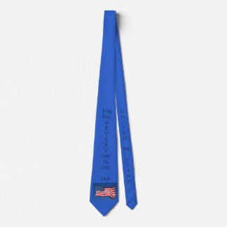 AMERICAN PROUD TIE USA F/D BY ZAZZ_IT