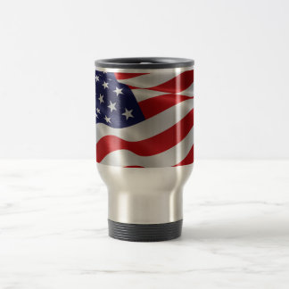 American Proud Travel Mug