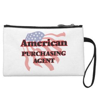 American Purchasing Agent Wristlet